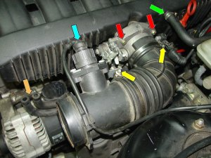 BMW E36 3Series Intake Manifold Removal (1992  1999) | Pelican Parts DIY Maintenance Article