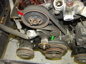 BMW E30 3Series Timing Belt Replacement (19831991