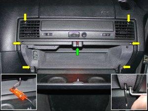 BMW E36 3Series Alarm Installation (1992  1999) | Pelican Parts DIY Maintenance Article
