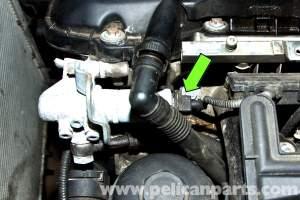BMW E46 VANOS Solenoid Oil Line Replacement | BMW 325i