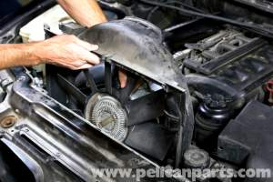 BMW E46 Cooling Fan Replacement | BMW 325i (20012005