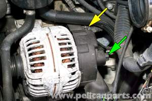 BMW E46 Alternator Replacement | BMW 325i (20012005), BMW 325Xi (20012005), BMW 325Ci (2001