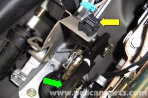 BMW E46 Brake Light Switch Replacement | BMW 325i (20012005), BMW 325Xi (20012005), BMW 325Ci