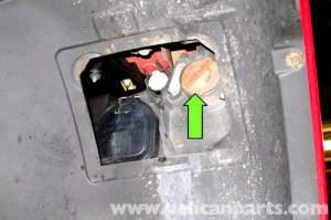 BMW E90 Front Light Bulb Replacement | E91, E92, E93 | Pelican Parts DIY Maintenance Article