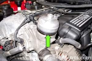 BMW E90 Oil Filter Housing Gasket Replacement   E91, E92, E93   Pelican Parts DIY Maintenance