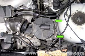 BMW Z3 Secondary Air System Testing | 19962002 | Pelican
