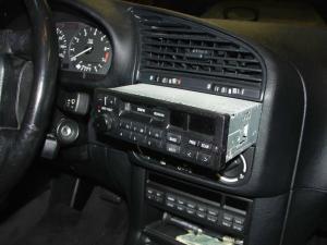BMW E30E36 Radio Head Unit Installation   3Series (1983