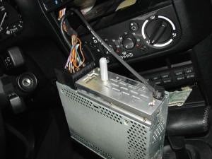 BMW E30E36 Radio Head Unit Installation | 3Series (1983