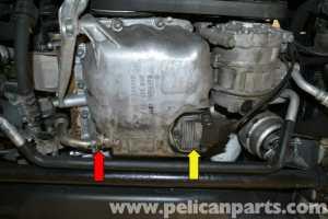 Audi A4 B6 Oil Level Sensor Replacement (20022008