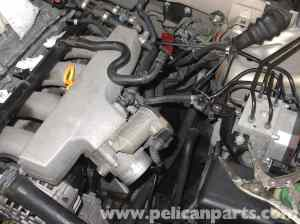 Audi A4 18T Volkswagen Intake Manifold Removal | Golf, Jetta, Passat & Beetle | Pelican Parts