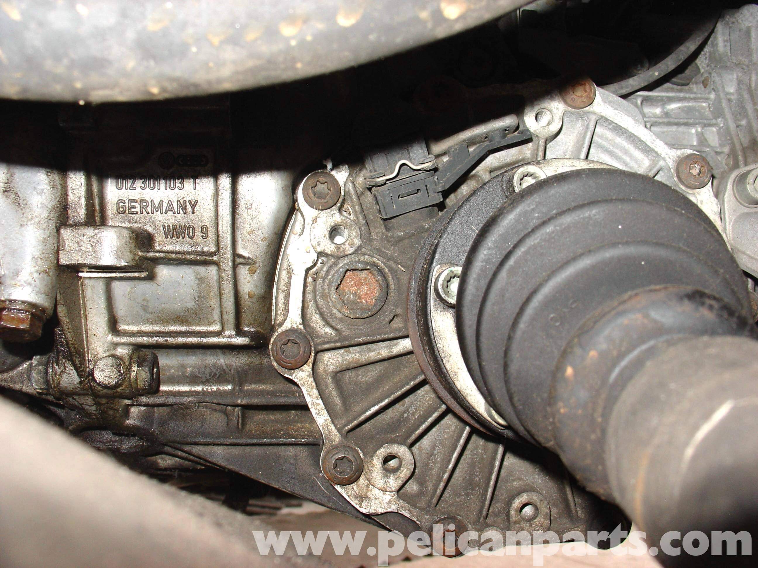 1997 Audi A6 Quattro Parts