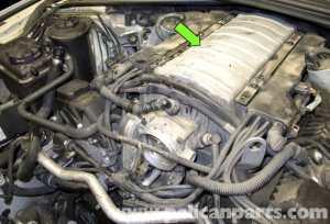 BMW E60 5Series N62 8 Cylinder Intake Manifold