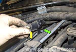 BMW E60 5Series 6Cylinder Engine Oxygen Sensor
