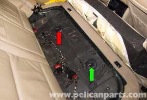 BMW X5 Fuel Pump Testing (E53 2000  2006)   Pelican Parts DIY Maintenance Article