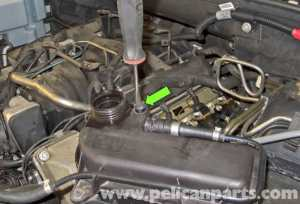 BMW X5 Cooling System Draining and Filling (E53 2000  2006) | Pelican Parts DIY Maintenance Article