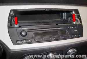 BMW Z4M Radio Replacement | E85 (20032008) | Pelican Parts DIY Maintenance Article