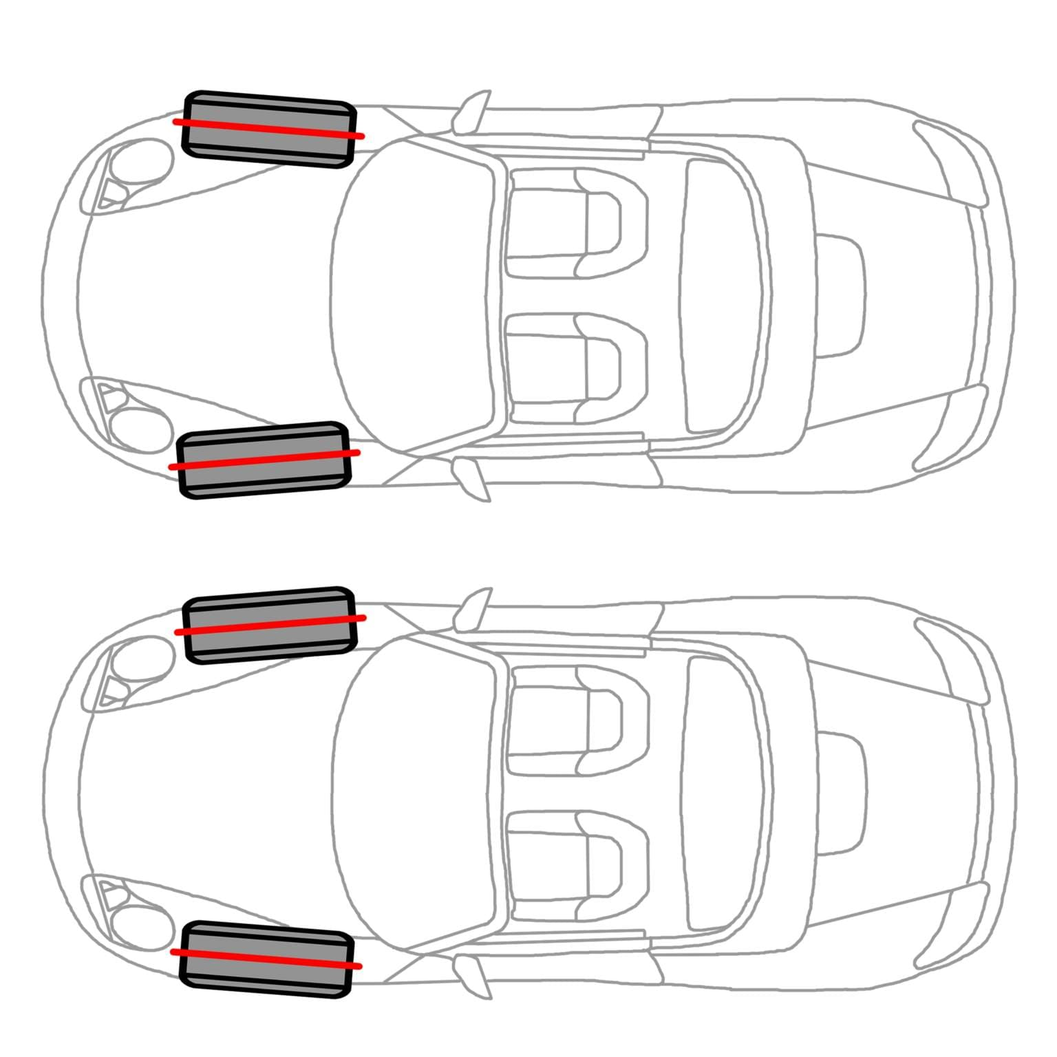 Porsche Boxster Alignment Principles