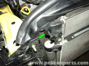 MINI Cooper Radiator, Thermostat and Hose Replacement (R50R52R53 20012006) | Pelican Parts