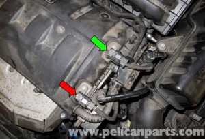 MINI Cooper R56 Camshaft Sensor Replacement (20072011