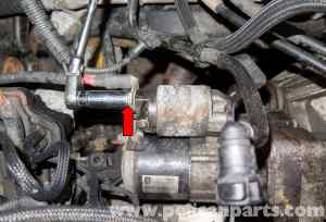 MINI Cooper R56 Starter Replacement (20072011) | Pelican