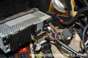 MercedesBenz 190E Center Console Removal | W201 19871993