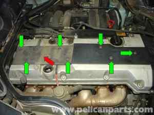 MercedesBenz W210 Fixing Common Vacuum Leaks (199603