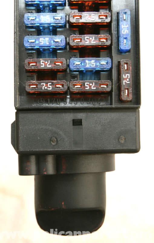 Mercedes Benz Slk 230 Headlight Switch Replacement