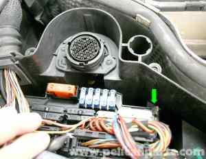MercedesBenz SLK 230 K40 Overload Protection Relay Repair