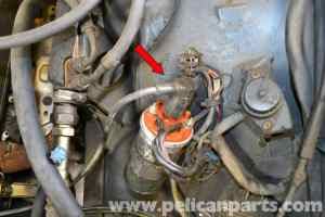 MercedesBenz W126 Ignition Wires, Rotor and Distributor Cap Replacement | 19811991 SClass