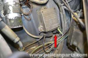 MercedesBenz W126 Distributor Replacement | 19811991 SClass | Pelican Parts DIY Maintenance