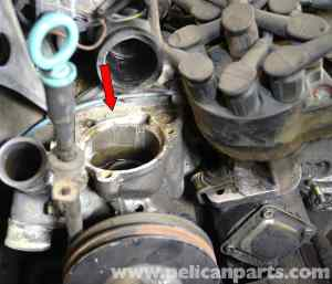 MercedesBenz W126 Thermostat Replacement | 19811991 S