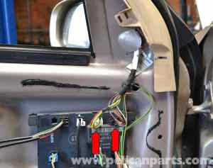 MercedesBenz W203 Exterior Mirror Replacement  (2001