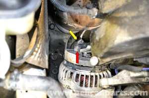 MercedesBenz W203 Alternator Replacement  (20012007) C230, C280, C350, C240, C320 | Pelican