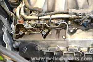MercedesBenz W203 Valve Cover Breather Gaskets