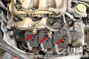MercedesBenz W203 Valve Cover Gasket Replacement  (20012007) C230, C280, C350, C240, C320