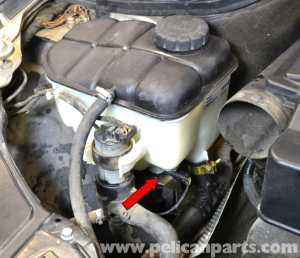 MercedesBenz W203 Coolant Level Sensor Replacement