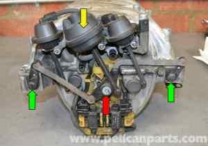 MercedesBenz W204 Tumble Flap Actuator Repair  (20082014) C250, C300, C350 | Pelican Parts