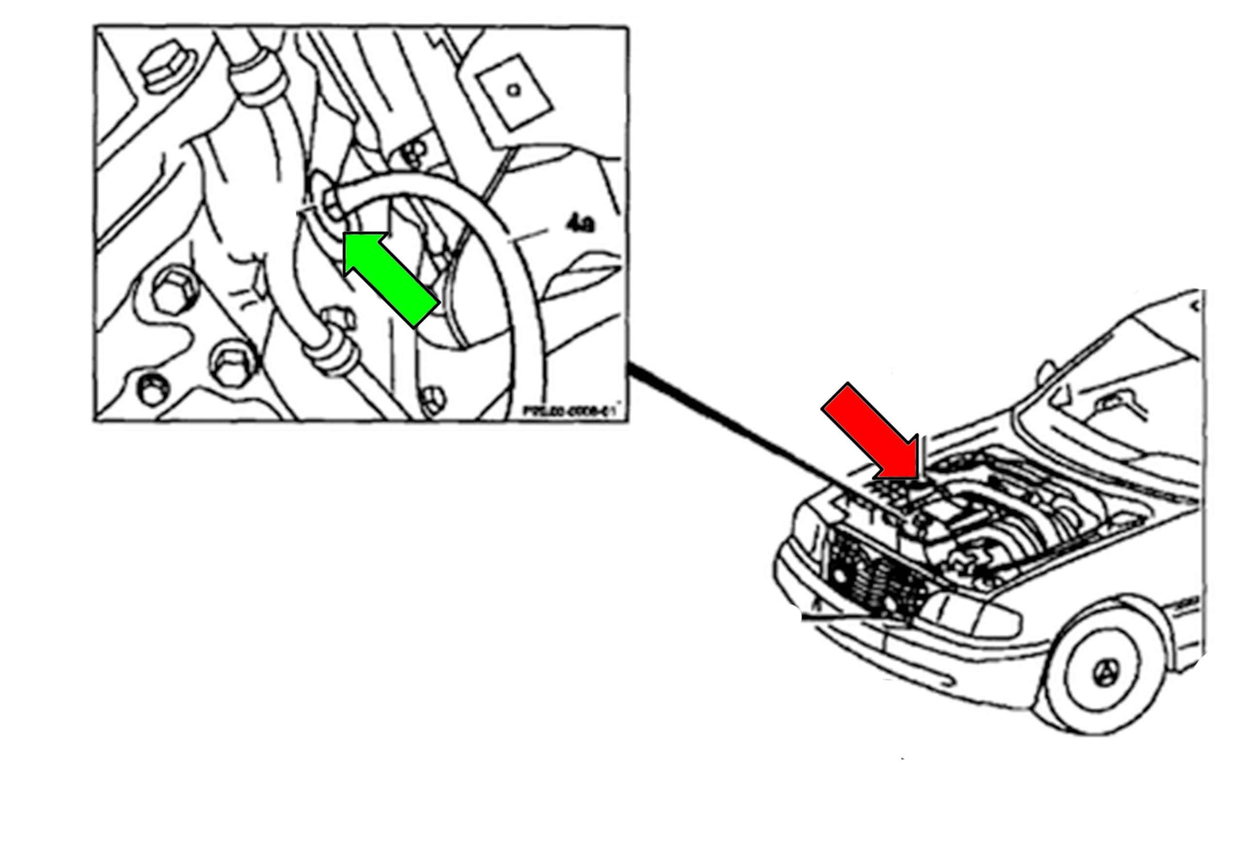 Mercedes Benz W211 Coolant System Draining And Filling E320 E500 E55