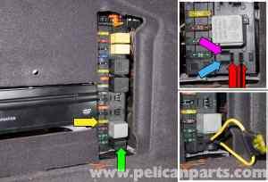 MercedesBenz W211 Fuel Pump Testing (20032009) E320