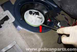 MercedesBenz W211 Fuel Filter Replacement (20032009