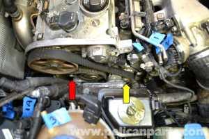 Volkswagen Golf GTI Mk IV Water Pump Replacement (19992005)  Pelican Parts DIY Maintenance Article