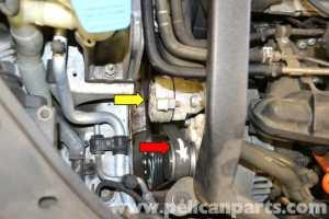 Volkswagen Golf GTI Mk V Belt Tensioner Replacement (2006