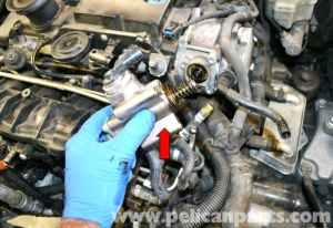 Volkswagen Golf GTI Mk V High Pressure Fuel Pump