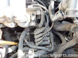 Volkswagen Jetta Mk4 Coil Pack and Spark Plug Wire