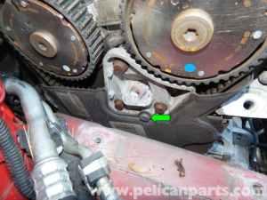 Volvo C30 Timing Belt Replacement (20072013)  Pelican Parts DIY Maintenance Article