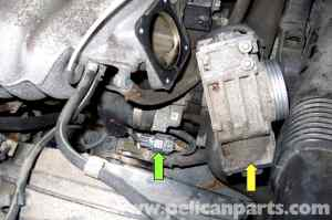 Volvo V70 Throttle Housing Replacement (19982007)  Pelican Parts DIY Maintenance Article