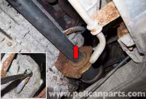 Volvo V70 Coolant System Draining and Filling (19982007
