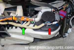 Volvo V70 Blower Motor and Resistor Testing (19982007)  Pelican Parts DIY Maintenance Article
