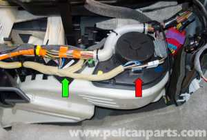 Volvo V70 Blower Motor and Resistor Testing (19982007)  Pelican Parts DIY Maintenance Article