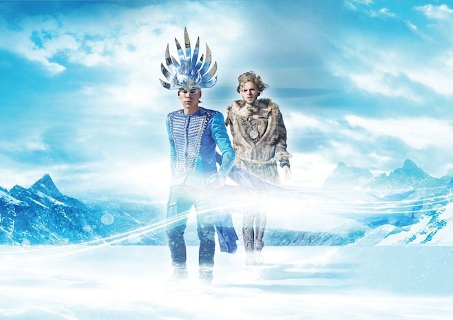 Listen: New Empire of the Sun Single,